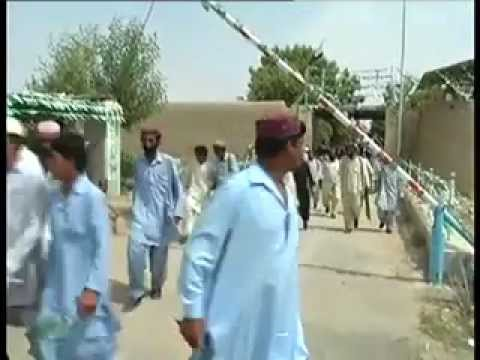 Independence Day In Balochistan Dera Bugti 2012