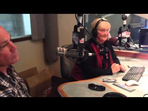 Jim Alexander talks to 760 KFMB AM's Mike Slater