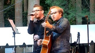 """Download Lagu Brent Smith and Zach Myers of Shinedown """"I'll Follow You"""" It Takes a Community charity event Gratis STAFABAND"""