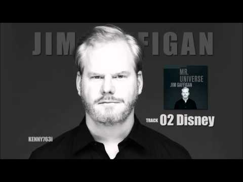 Jim Gaffigan - Disney (Mr. Universe)