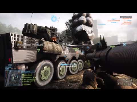 I LOVE MY MISSILES - PS4 - BF4 - CQ 64 Player