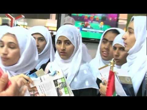 Girls In Ict: Oman video