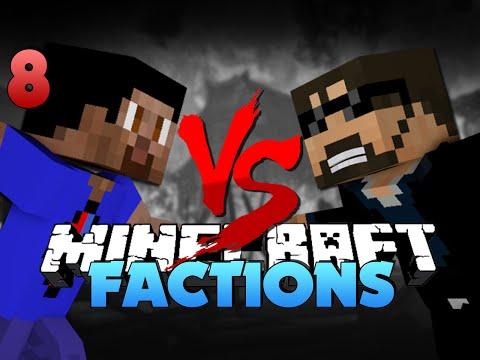 Minecraft Factions Battle 8 - $1000000 BETRAYAL