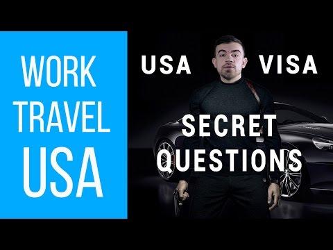 Топ-10 каверзных вопросов визы США по Work and Travel USA.