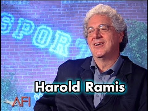Harold Ramis On JERRY MAGUIRE