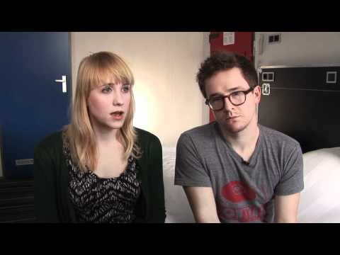 Interview Wye Oak - Jenn Wasner and Andy Stack (part 2)
