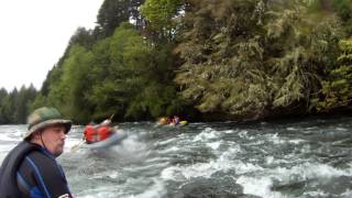 Santiam Whitewater Challenge 2011 - Part 1