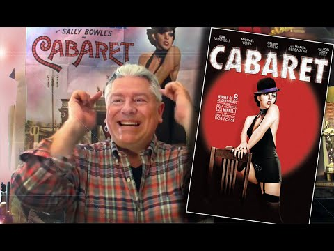 STEVE HAYES: Tired Old Queen at the Movies - CABARET