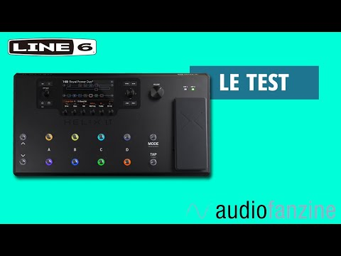 Line 6 Helix - TEST