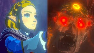 The Legend of Zelda: Breath of the Wild 2 TRAILER & Live Reaction (E3 2019) (Switch)