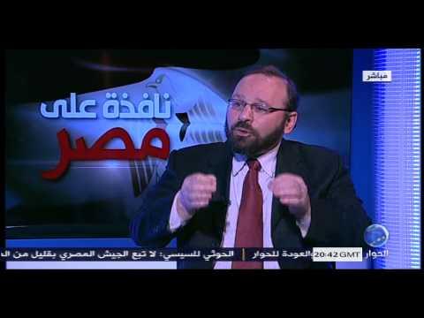 مازن مختار يتحدث عن دور الجاليات المسلمة في الغرب تجاه مصر