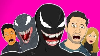♪ VENOM THE MUSICAL - Animated Parody Song
