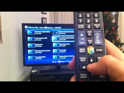 SAMSUNG, Smart Tv Led 40 UE40EH5300 with external hard disk!! Play mkv video!