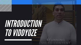 Introduction To Viddyoze -  The World's Easiest Video Animation Maker