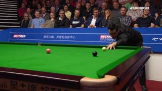 Ronnie O'Sullivan the most fabulous' 146 against Ding Snooker World Championship 2017