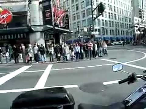 POLICE ESCORT IN SF Music Videos