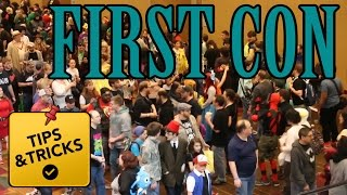 Tips and Tricks for Your First Anime Convention (2016)