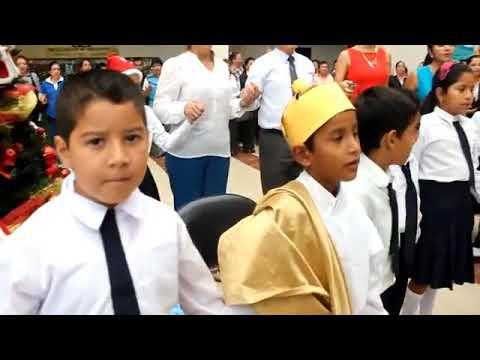 Tercer dia de Novena - Unidad Educativa Roberto Delgado Balda