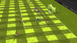 FIFA 13 iPhone/iPad - SL Benfica vs. Chelsea