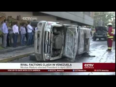 Periodista británico reconoce que en Venezuela hay `una revuelta de ricos´