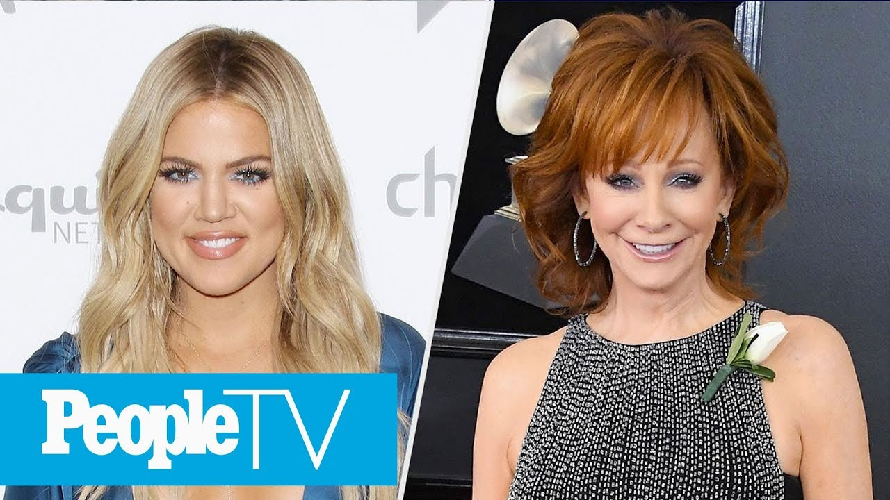 Khloé Kardashian Head Over Heels For Baby Girl, Reba McEntire On Carrie Underwood Return | PeopleTV