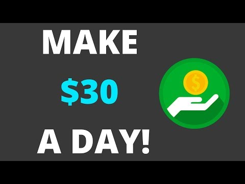 HOW TO MAKE $30 DAILY WITH ONE APP!! {FAST}