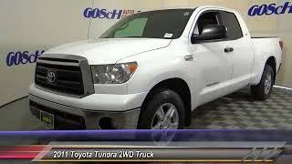 2011 Toyota Tundra 2WD Truck HEMET BEAUMONT MENIFEE PERRIS LAKE ELSINORE MURRIETA 121239