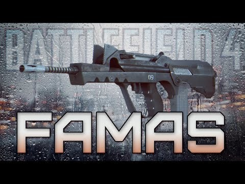 BF4 Famas Review