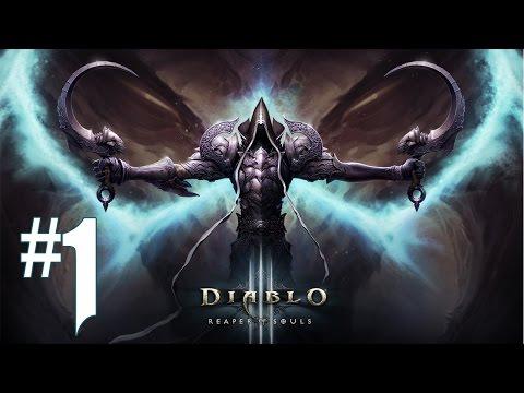 D3 Reaper Of Souls PS4 - Playthrough #1 [FR][1080p]