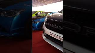 Auto show at kmct polytechnic college kuttippuram