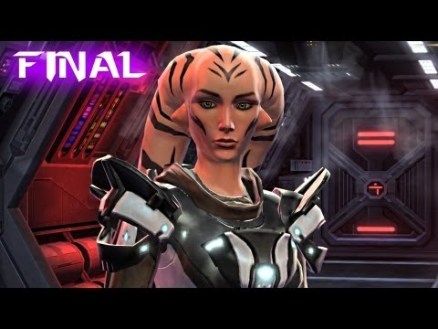 Legacy Sith Warrior Story - Chapter 1 Final - The Padawan Exposed | SWTOR
