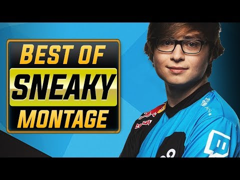 "Sneaky ""NA ADC Legend"" Montage 