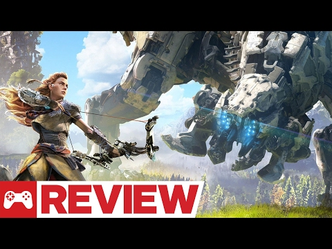 Horizon: Zero Dawn Review