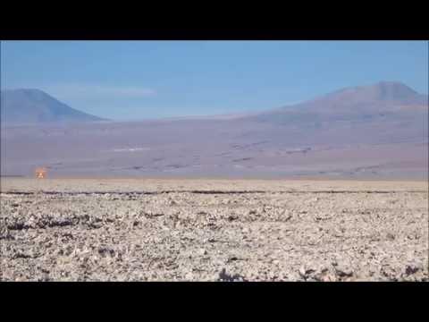 Atacama Salt Flats, Chile