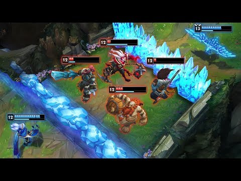 SETUP ULTIMATE BLOCK - Perfect Blocks Montage - League of Legends