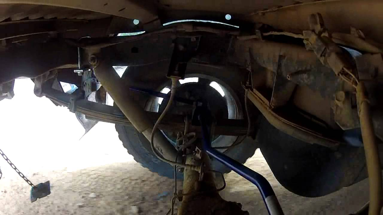 Ultimate Roll Control Rear Sway Bar Mitsubishi Ml Mn