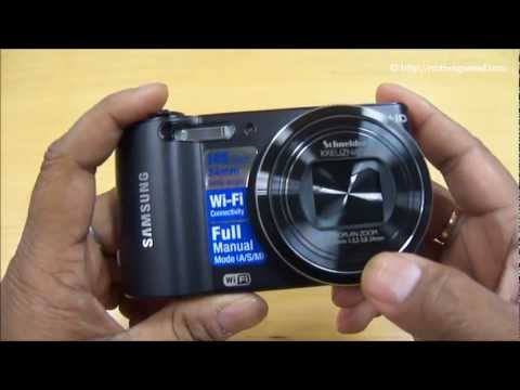 Samsung WB150F Digital compact camera review: Interface and complete features Part 1