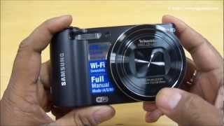 Samsung WB150F Digital compact camera review_ Interface and complete features Part 1