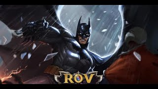 ROV:Batman ทีมไม่ครบแต่ชนะด้วยความสามัคคี