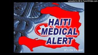 AUDIO: Haiti Urgence - Lopital General plis pase 20 moun kouri lopital la apre yon pran nan yon sòt de gas. Audio Reportage Radio Caraibes