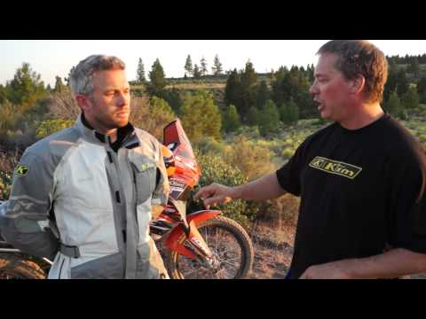 Klim Latitude Suit Review by Atomic-Moto