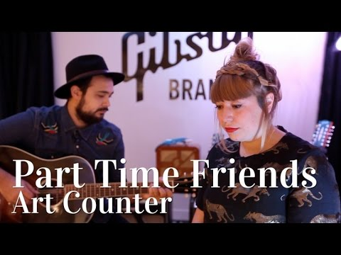 Part-Time Friends - Art Counter