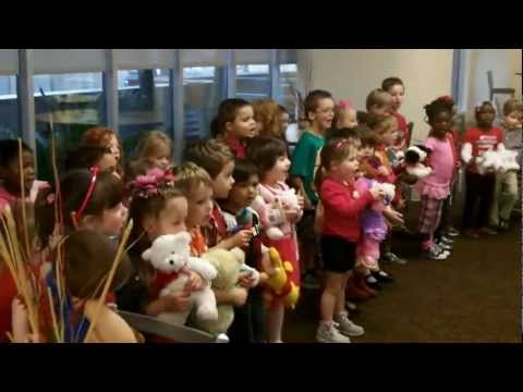 Bayfront Child Development Center Valentine Serenade