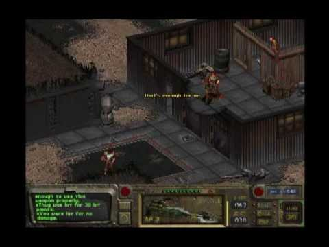 Fallout 1 Review
