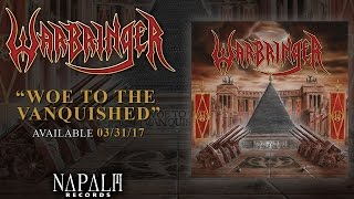 WARBRINGER - Shellfire (audio)