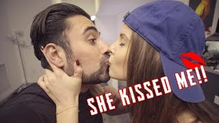 SHE KISSED ME!!! W/ Amanda Cerny
