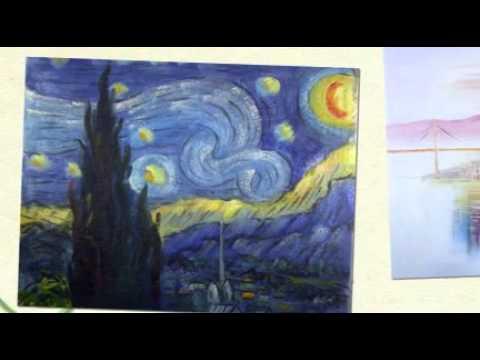 Pinturas al oleo mas de 500 modelos cuadros abstractos for Fotos de cuadros abstractos sencillos