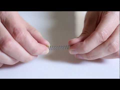 Muscle Wire Demo Spring from ThinkGeek