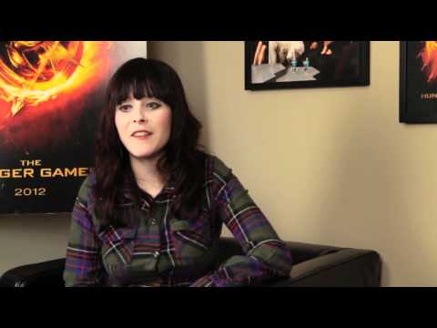 Emily Ansara Baines (author of The Unofficial Hunger Games Cookbook) on Celebuzz