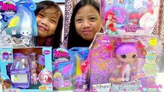Disney Princess Palace Pets Lalaloopsy Silly Hair Doc McStuffins Zelfs Masquerade Dolls - Kids' Toys